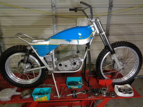 1971 Bultaco 1971 ALPINA 250 for sale craigslist
